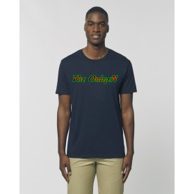 "Camiseta Hombre ""Células"" navy"