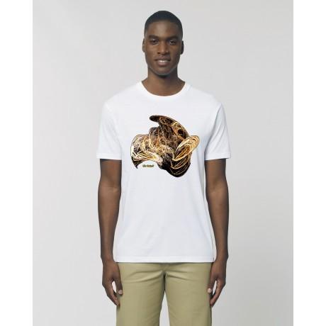 "Camiseta Hombre ""Anunnaki"" blanca"
