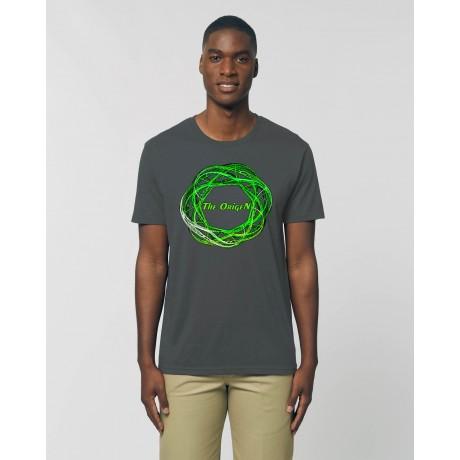 "Camiseta Hombre ""Celtic"" antracita"