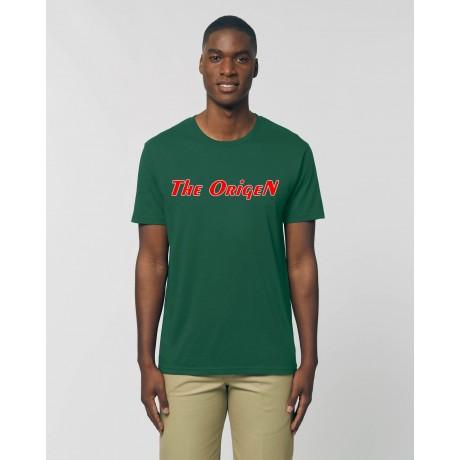 """Camiseta Hombre """"Classic"""" verde botella"""