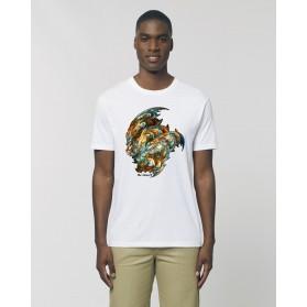 "Camiseta Hombre ""Centauri"" Blanca"