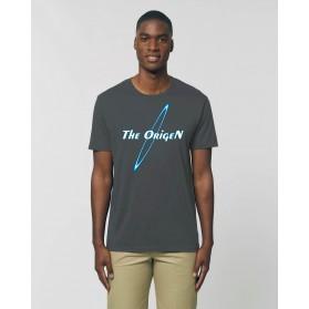 """Camiseta Hombre """"Futur"""" antracita"""