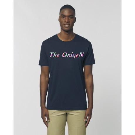 """Camiseta Hombre """"Líneas"""" navy"""