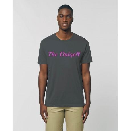 "Camiseta Hombre ""Love"" antracita"