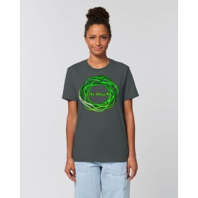 "Camiseta Mujer ""Celtic"" antracita"