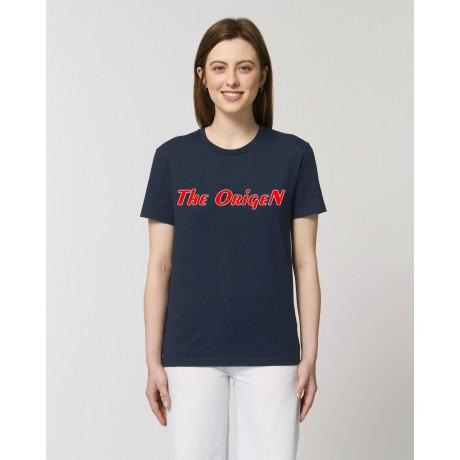 """Camiseta Mujer """"Classic"""" navy"""