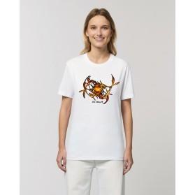 """Camiseta """"Chi"""" blanca"""