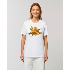 "Camiseta mujer ""Natura"" blanca"