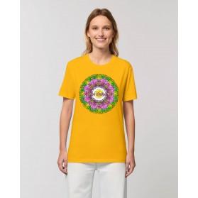 Camiseta mujer Primavera amarillo spectra