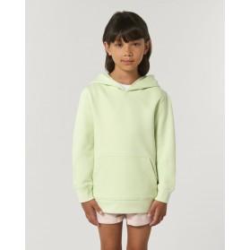 Sudadera niña Tallo Verde para personalización