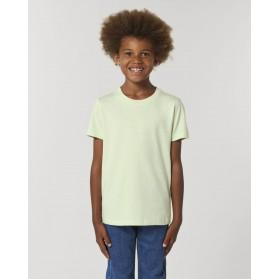 Camiseta niño Tallo Verde para personalización
