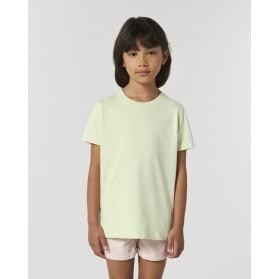 Camiseta niña Tallo Verde para personalización