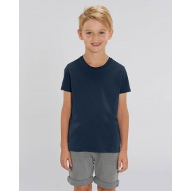 Camiseta niño Navy para personalización