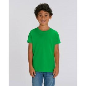 Camiseta niño Verde Fresco para personalización