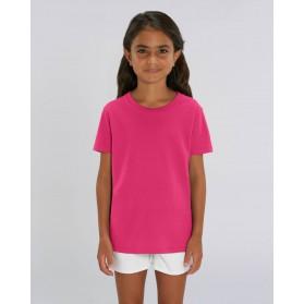 Camiseta niña Frambuesa para personalización