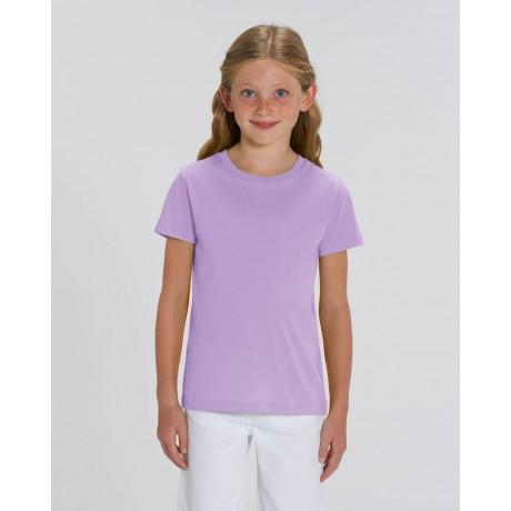 Camiseta niña Malva para personalización
